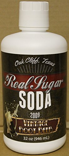 Vintage Root Beer Cane Sugar Soda Syrup 4 Pack