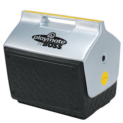 Igloo koelbox ijsbox PLAYMATE THE BOSS zwart 14 liter
