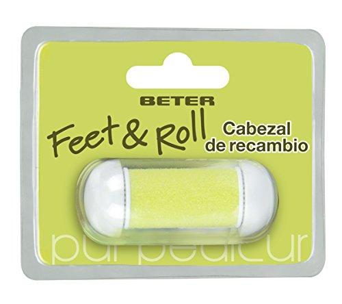Beter Feet & Roll Lima Pies Recambio Eléctrico - 50 gr