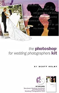 Photoshop for Wedding Photographers Personal Seminar: Interactive DVD Training and Guide
