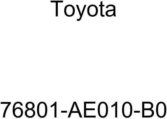 TOYOTA Genuine 76801-AE010-B0 Door Popular overseas Assembly Easy-to-use Garnish Sub