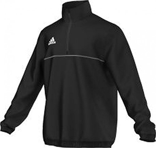 Adidas Core 15 Sweat-Shirt Homme, Noir/Blanc, FR (Taille Fabricant : XL)