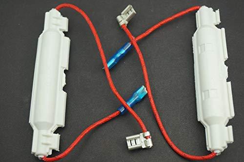 AUXPhome - Fusible de alta tensión para horno microondas (800 mA, 0,8...