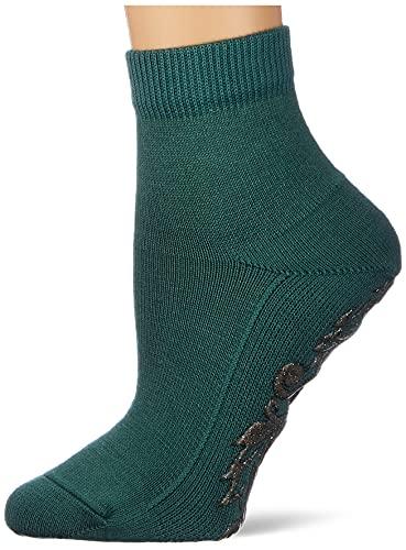 FALKE Damen Light Cuddle Pads W SSO Socken, Grün (Zircon 7343), 39-42 (UK 5.5-8 Ι US 8-10.5)