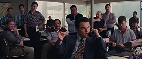 ARONG 5D DIY Diamond Painting,Wolf of Wall Street Prime Poster,Diamant Painting mit Daiments Painting Zubehör, Handarbeiten, Deko Wohnzimmer, Geschenke, 50x70 cm