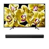 Sony XBR-43X800G BRAVIA XBR43X800G Series - 43' Class (2019 Model) with SONY HT-S100F 2.0 Channel Soundbar with Integrated Tweeter Bundle