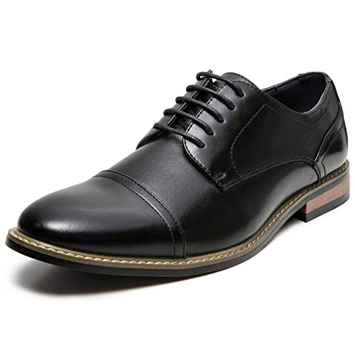 Alestino Leather Formal Shoes for Men