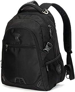 SWISSWIN Swiss waterproof Business Backpack Travel Backpack College School Backpack Casual Daypack Daily Shoulder bag SW90...
