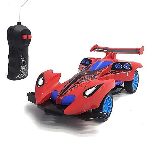 VEICULO SPIDER MACHINE - RC 3 FUNC - SPIDERMAN