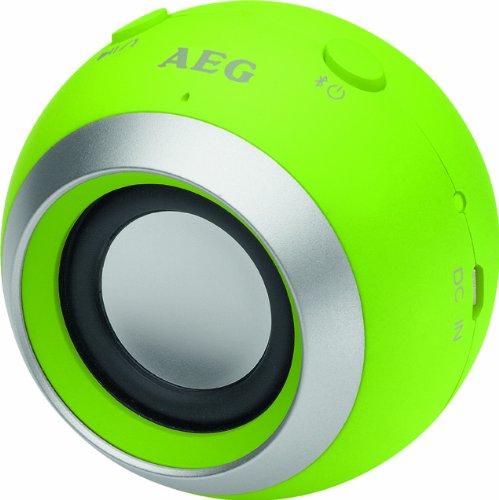 AEG BSS 4817 Bluetooth Lautsprecher grün