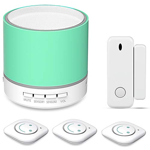 Wireless Toddler Door Alarm for Kids Safety