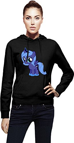 Luna Filly my little pony Womens Hoodie X-Large