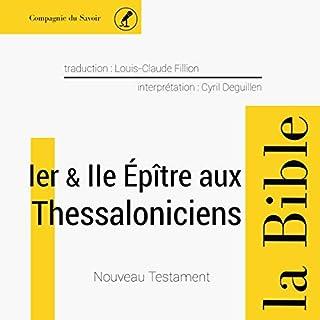 Couverture de 1ère et 2ème épître aux Thessaloniciens