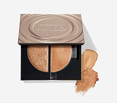Smashbox Halo Glow Highlighter Duo - Golden Pearl 0.17oz (5g)