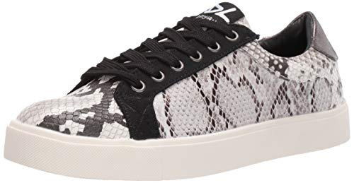 Dirty Laundry by Chinese Laundry Women's Embark Sneaker, White Multi, 8 M US