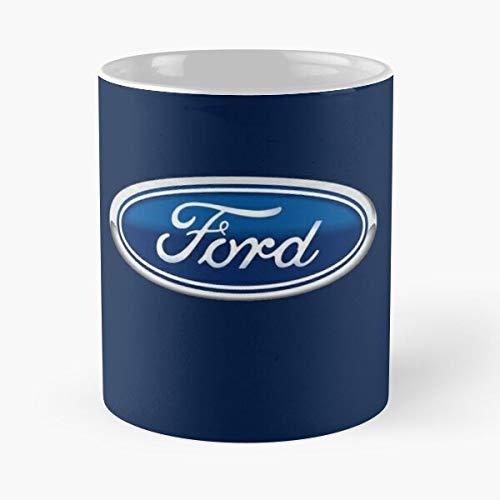 5TheWay Ford Mug Best 11 oz Kaffeebecher - Nespresso Tassen Kaffee Motive