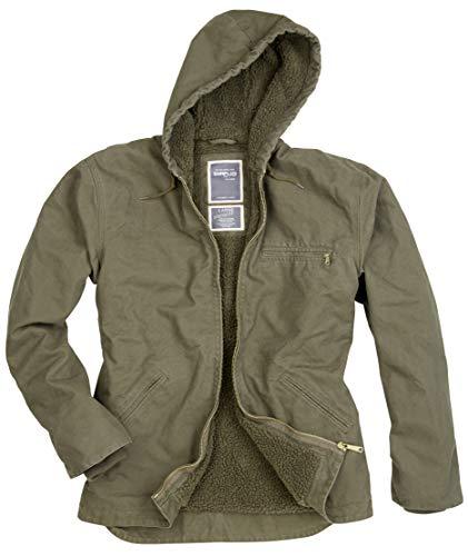 Surplus Herren Jacke Stonesbury Jacket, Oliv, XXL