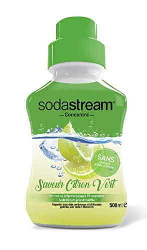 Sodastream - Sirope concentrado de limón (500ml)