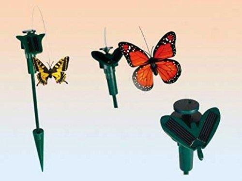 Unbekannt fonctionne à l'énergie solaire pour jardin – Papillon