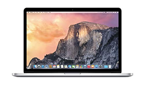 Apple MacBook Pro Retina Core i7 Quad-Core 2. 2GHz 16GB 256GB SSD 15. 4' LED Notebook MJLQ2LL/A (Mid 2015) (Refurbished)