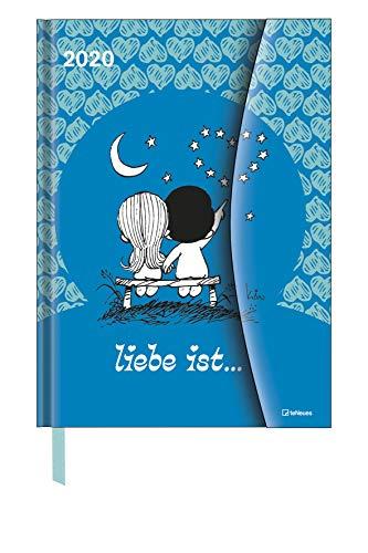Liebe ist... 2020 Magneto Diary - Taschenkalender - 16x22cm - Magneto Diary Large - Buchkalender - Wochenplaner
