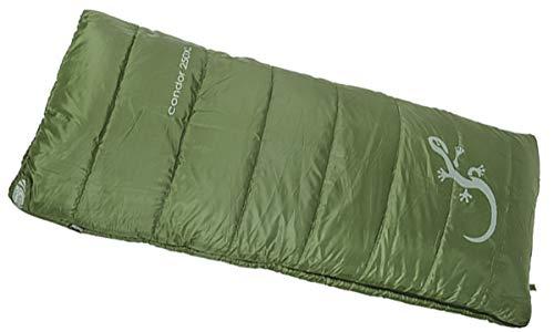 Freetime Sac de Couchage pour la randonnée et Camping - Condor 250 XL - Zip Droit