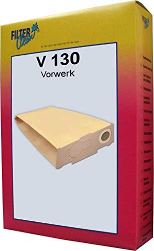 FilterClean V130 Staubsaugerbeutel, braun