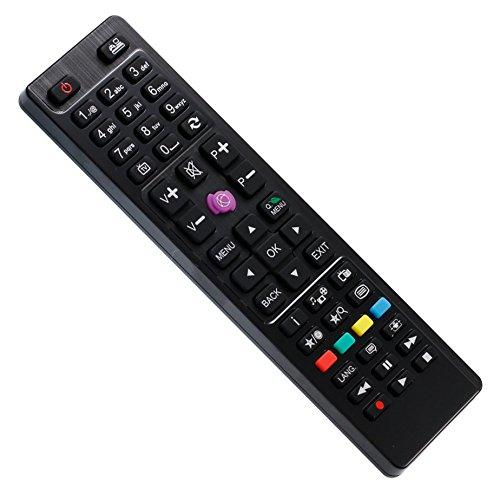 Telecomando di ricambio RC4875 adatto per Telefunken Vestel TV