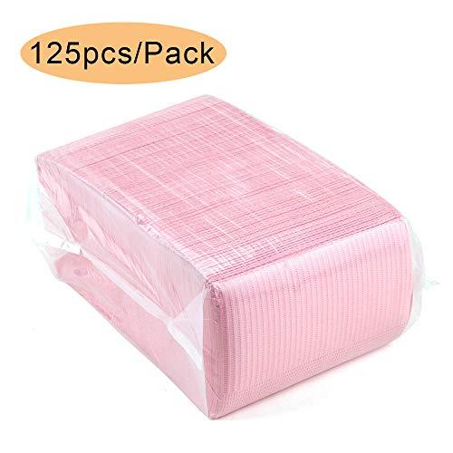 zhuangyulin6 125PCS Almohadilla Limpia desechable, Higiene