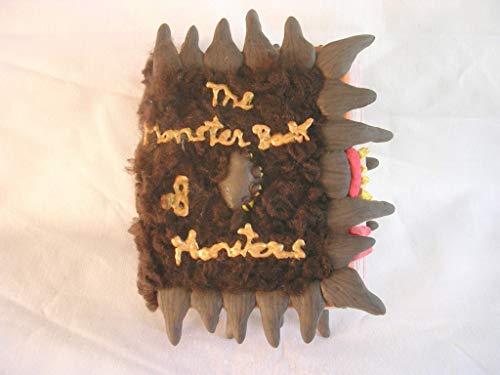 Mini caja-joyero monstruoso libro de los monstruos - Harry Potter