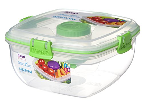 Sistema Food Storage Container, 4.6 Cup