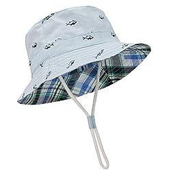 professional Durio Kids Hat UPF50 + Sun Hat for Boys Summer Cute Kids Sun Hat Toddler Hat Baby…