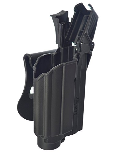 IMI Level-2 Tactical Holster Fits Sig Sauer P250, 227, P220, P226, Pro2022, P320