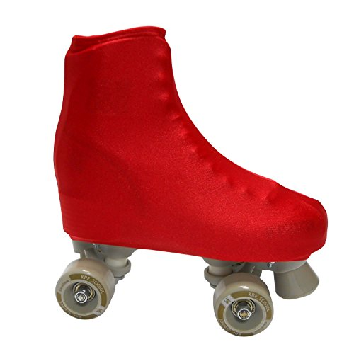 KRF The New Urban Concept rode afdekhoes boot/figuur skate laarzen hoezen