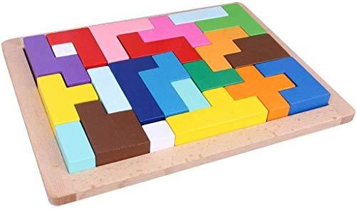 GQLB DIY Anime 3D-Modell DIY Bausteine Puzzle pädagogisches Geschenk 3-4-6 Jahre alt Tetris Jungen und Mädchen Intellektuelle Entwicklung Building Blocks DIY Anime 3D-Modell
