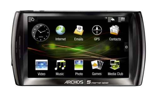 Archos 5 32 GB Internet Tablet with...