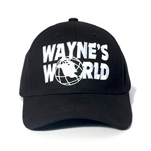 wondeful Wayne's World Baseball Cap Waynes Hat Dad hat Halloween Cosplay