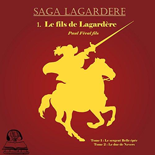 Couverture de Le fils de Lagardère