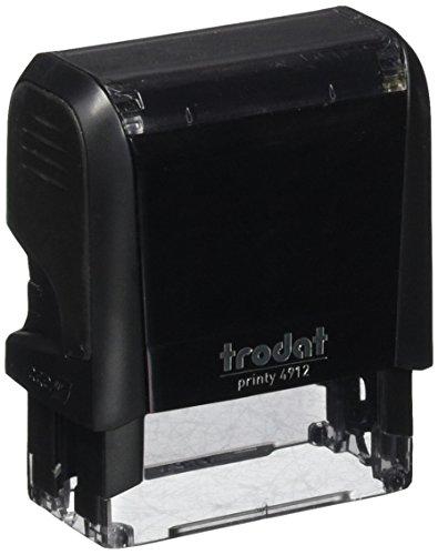 Timbri autoinchiostranti Trodat 4912 Printy P 4.0-47x18 mm - 5-43071