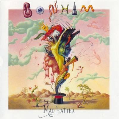 Mad Hatter/Illustration Cover by Bonham (1992-06-30)