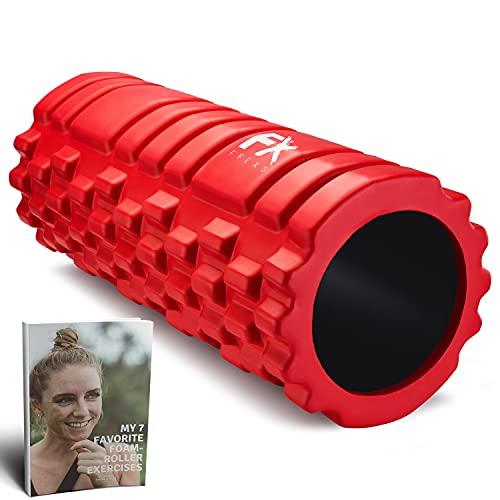 FFEXS Rouleau de Massage Foam Roller pour Trigger Massage Physiothérapie