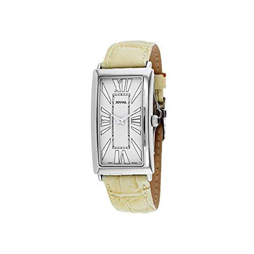 Jovial Herren-Armbanduhr Classic Quarz Mineralglas 08036-MSL-10