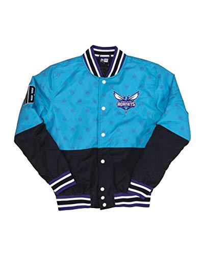New Era Chicago Bulls Modelo NBA Bomber CHAHOR CCT Marca, Turquoise, l