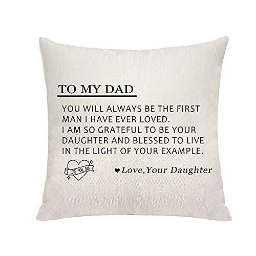 VAVSU To My Dad Gift From Daughter You Will Always Be The First Man I Have...