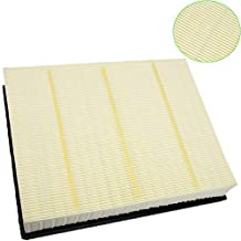 A3181C 22845992 Professional Air Filter Compatible with Cadillac,Chevrolet,GMC Extra Guard Panel Engine Air Filter, by NAKAO
