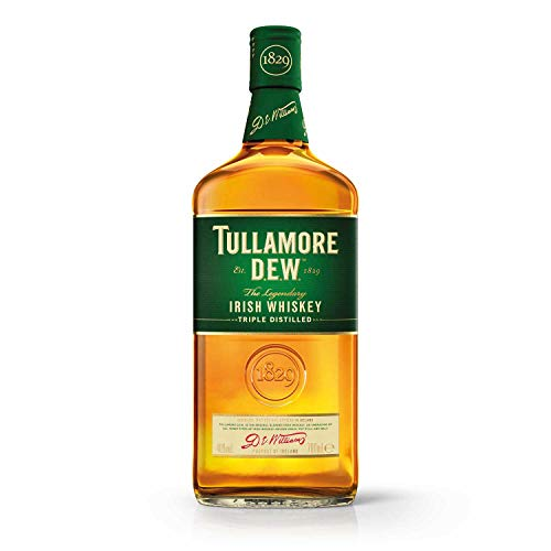 Tullamore Dew Irish Whiskey (1 x 0.7 l)