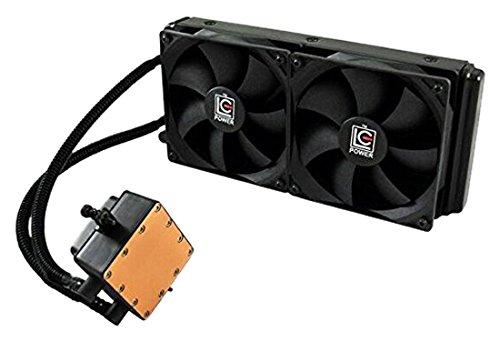 LC-Power LC-CC-240-LICO CPU-flüssigkühlung schwarz