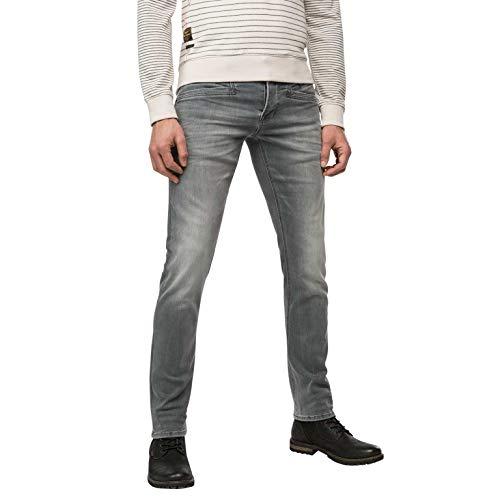 PME Legend Herren Straight Leg Herren Jeans Größe 3432 Grau (grau)