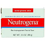 Neutrogena Acne-Prone Skin Formula Facial Bar. UPC:070501013304. Pack of 10 Bar x 3.5 Oz/Bar = 35 Oz Total.