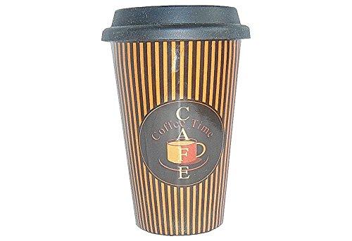 RITZENHOFF & BREKER COFFEE TO GO BECHER PORZELLAN KAFFEEBECHER MIT DECKEL 0,3 L